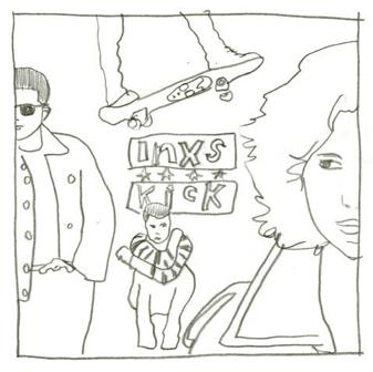Beck's Record Club - Kick