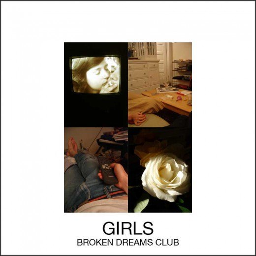 Girls - Broken Dreams Club EP