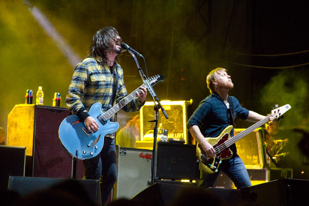 Foo fighters add dates including madison square garden - Foo fighters madison square garden ...