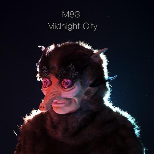M Midnight City Lyrics Waiting In A Car