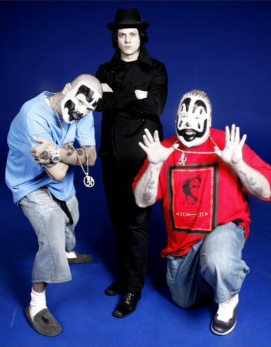 Jack White & Insane Clown Posse