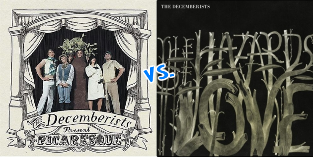 Versus: The Decemberists