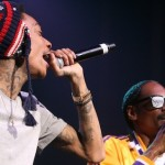 Wiz Khalifa and Snoop Dogg