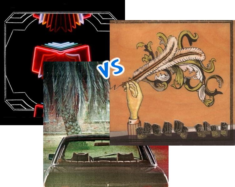 Versus: Arcade Fire