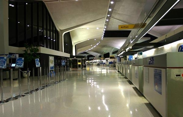 Newark Airport Terminal