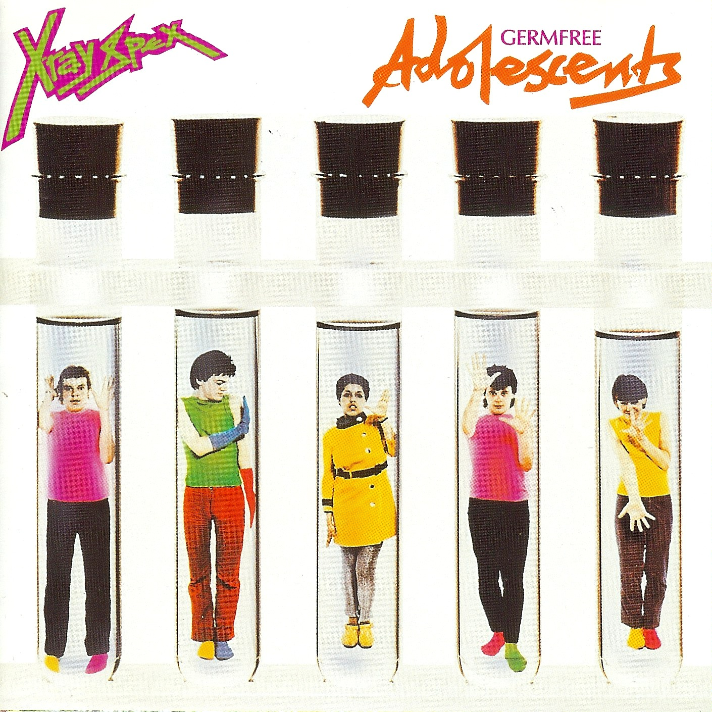 Second Look: X-Ray Spex - Germfree Adolescents | Beats Per ...