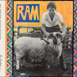 Paul McCartney and Linda McCartney - Ram