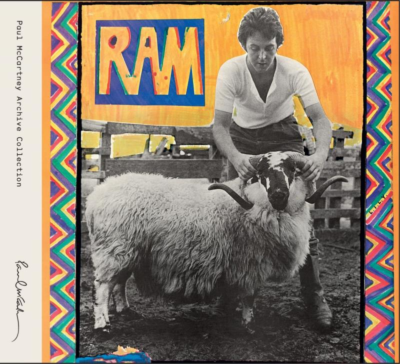 Beats Per Minutealbum Review Paul Mccartney And Linda