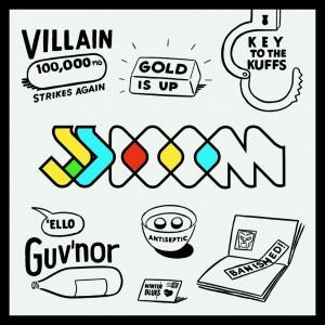 JJ DOOM - Keys to The Kuffs