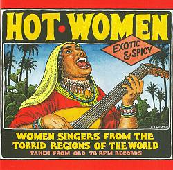 Various Artists - Hot Women Singers from the Torrid Regions of the World