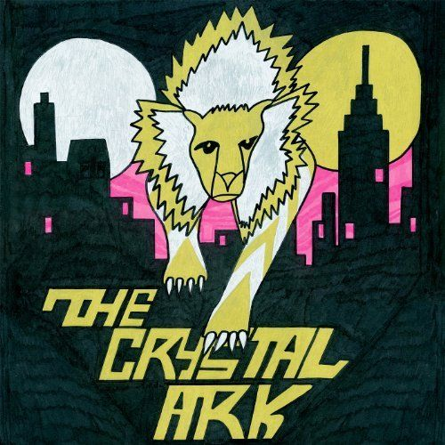 The Crystal Ark cover