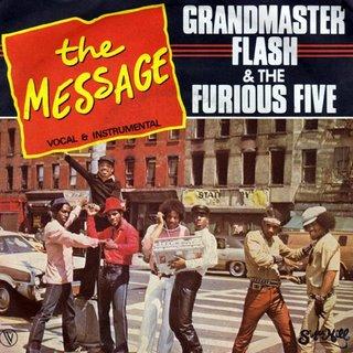 Grandmaster Flash - The Message