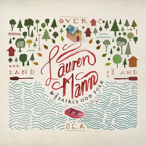 Lauren Mann - Over Land and Sea