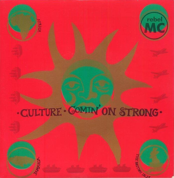 Rebel MC - Comin' On Strong