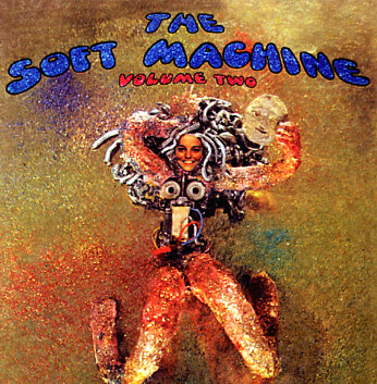The Soft Machine - Volume Two