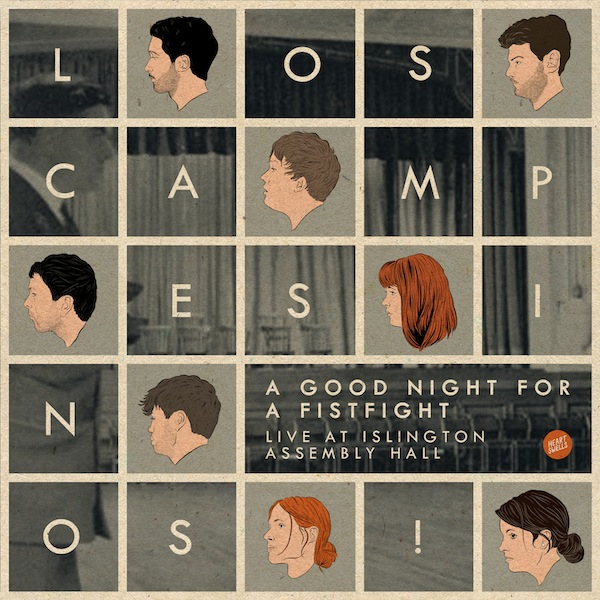 los campesinos a good night for a fist fight