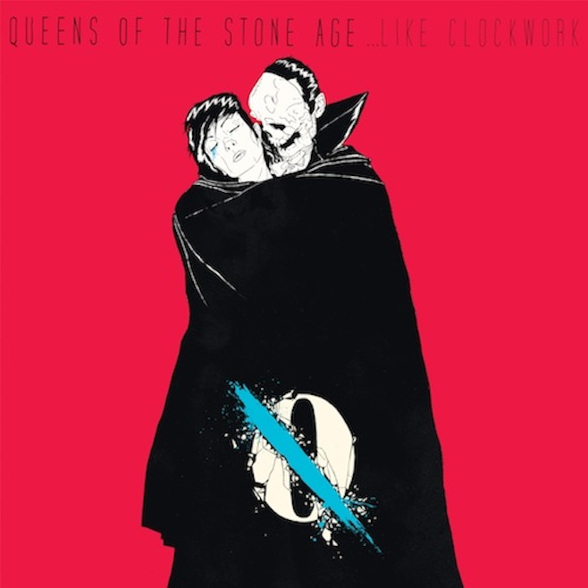 queens of the stone age qotsa like clockwork
