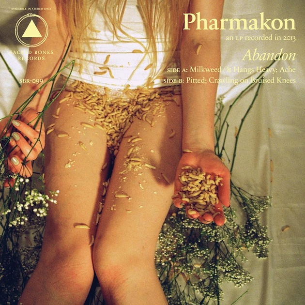 PHARMAKON-ABANDON