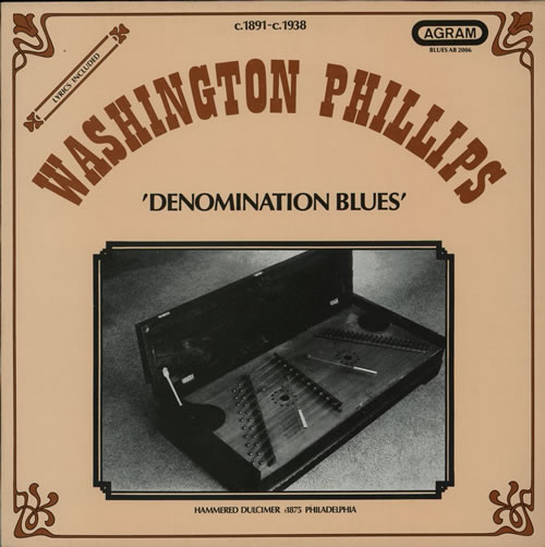 Washington Phillips - Denomination Blues