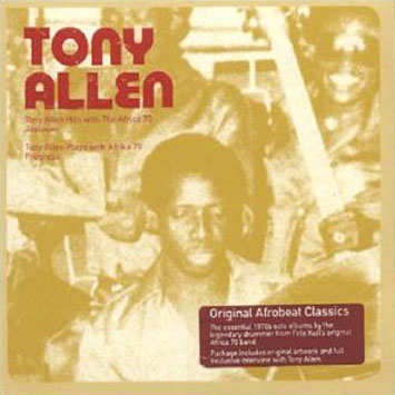 Tony Allen - Jealousy Progress