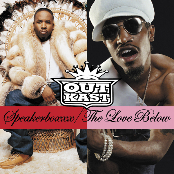 Outkast - SpeakerboxxxThe Love Below