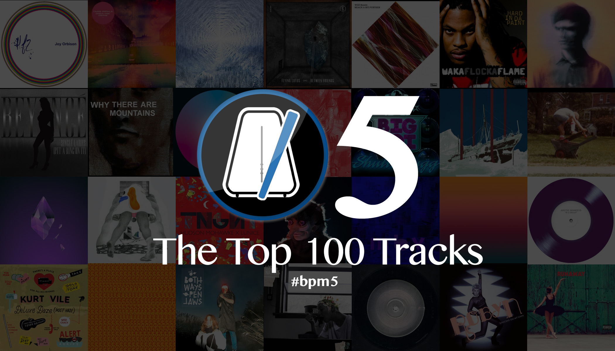 BPM 5: The Top 100 Tracks