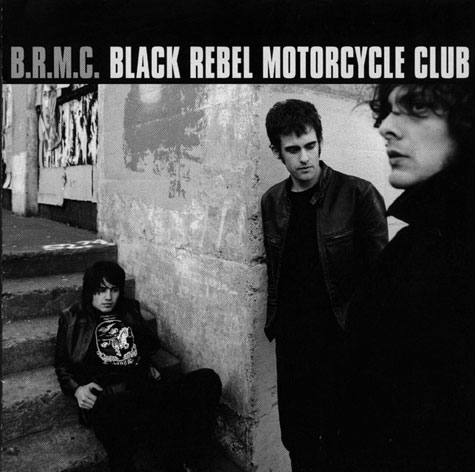 Black Rebel Motorcycle Club – B.R.M.C.