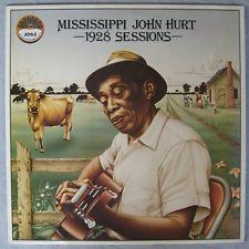 Mississippi John Hurt - 1928 Okeh Sessions