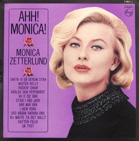 Monica Zetterlund - Aah! Monica!